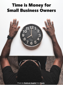Time is Money for Small Business Owners